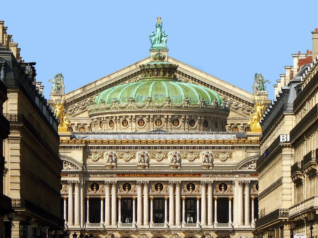 Päivä, jolloin ikoninen Pariisin ooppera avasi ovensa. KUVA: Wikimedia Commons