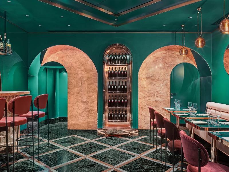 VyTA Farnese, de gastronomische setting van de Italiaanse traditie. FOTO: VyTA Farnese