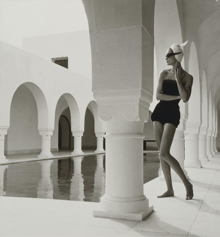 Louise Dahl-Wolfe : 패션 사진의 여사 제. 사진 : Barneby 's