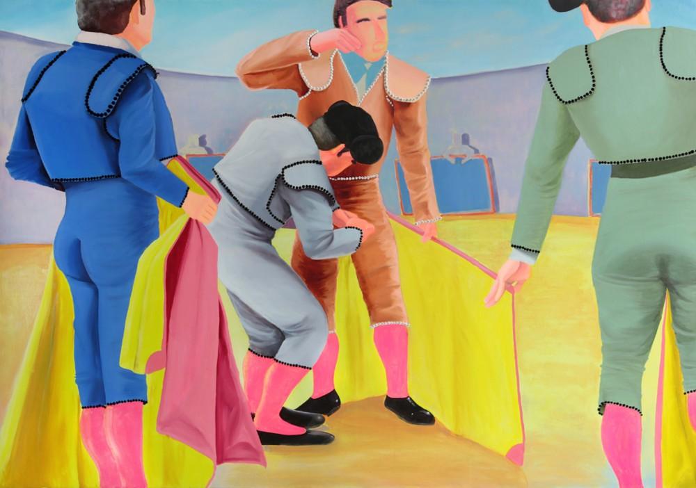 Ossza meg művészetét: Ana Segovia popplasztikája. FOTÓ: artsy.net