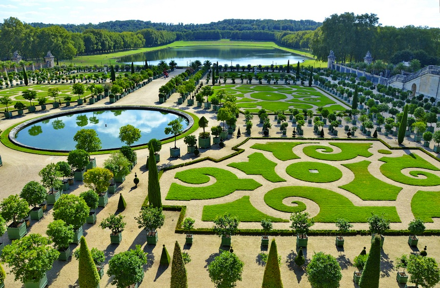André Le Notre, the man who designed the gardens of Versailles. Photo from: Pinterest.com