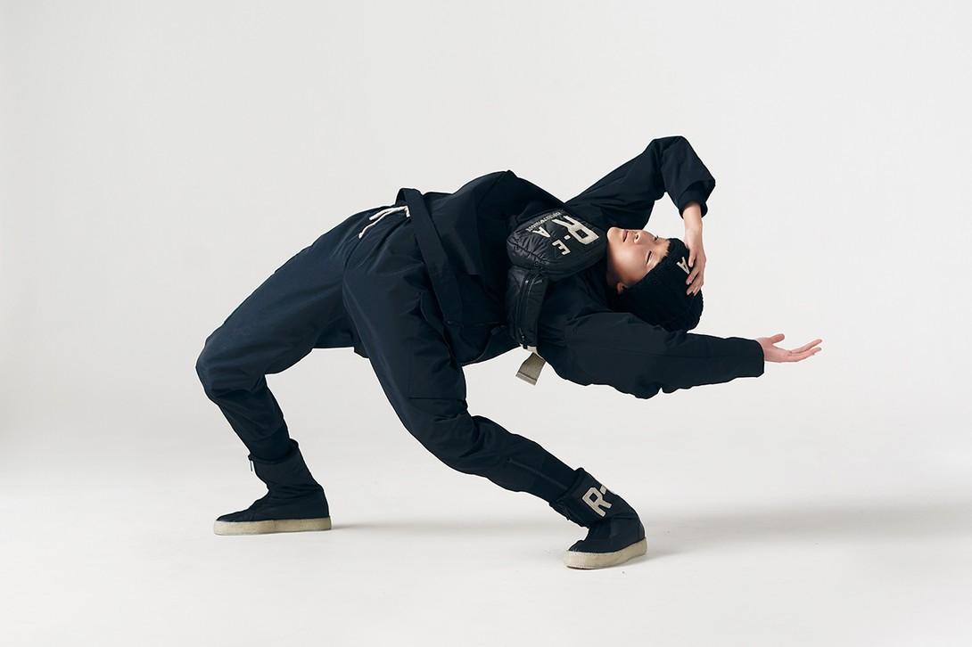 Dans en mode: revolutie in beweging. FOTO: Emporio Armani