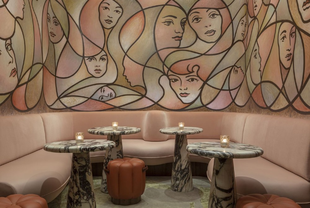 The Berekeley Bar & Terrace: chic in Londen. FOTO: bos-studio.com