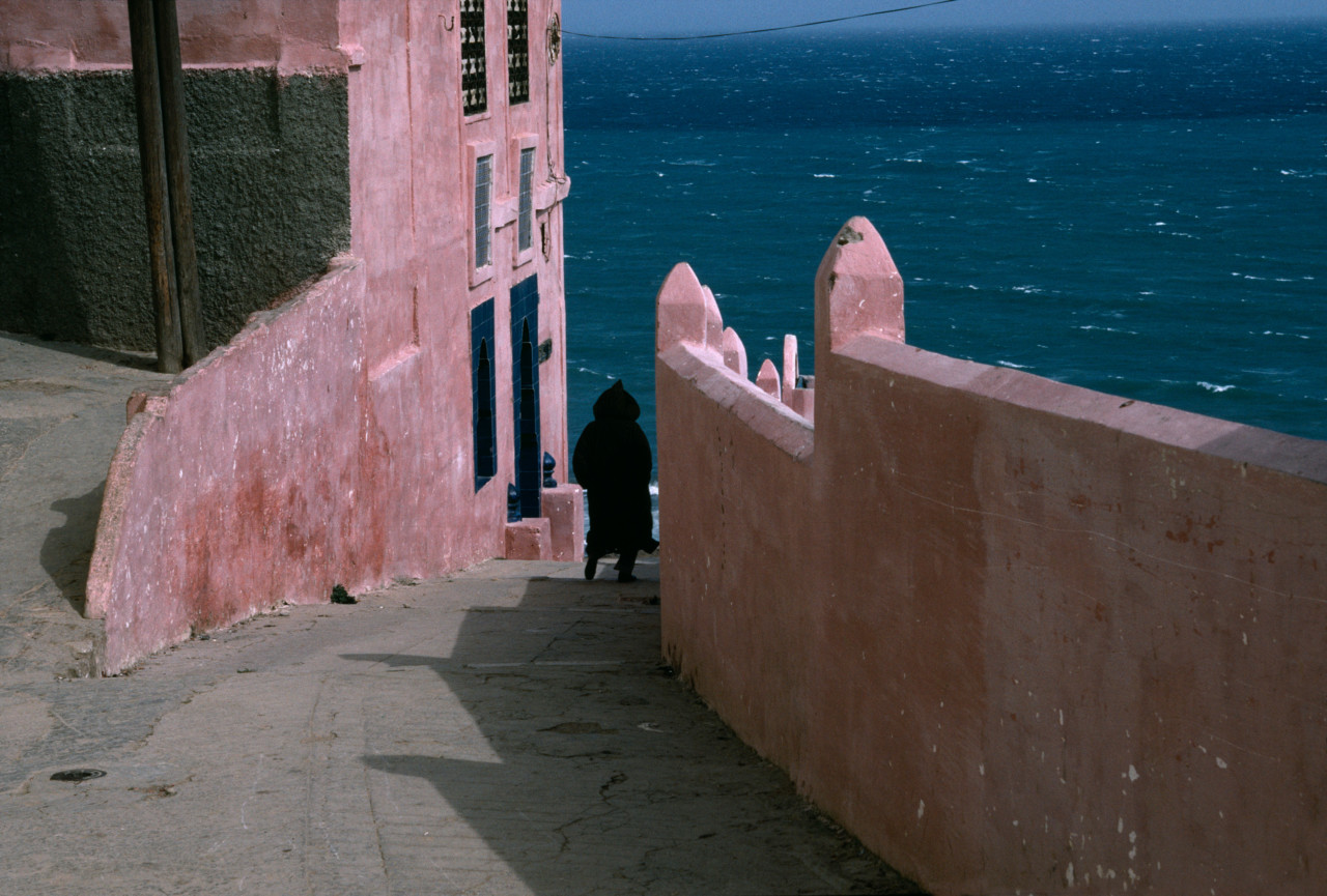 """A """"Bruno Barbey Marokkó: az emlékezet színe"""" sorozatból. FOTÓ: magnumphotos.com"""