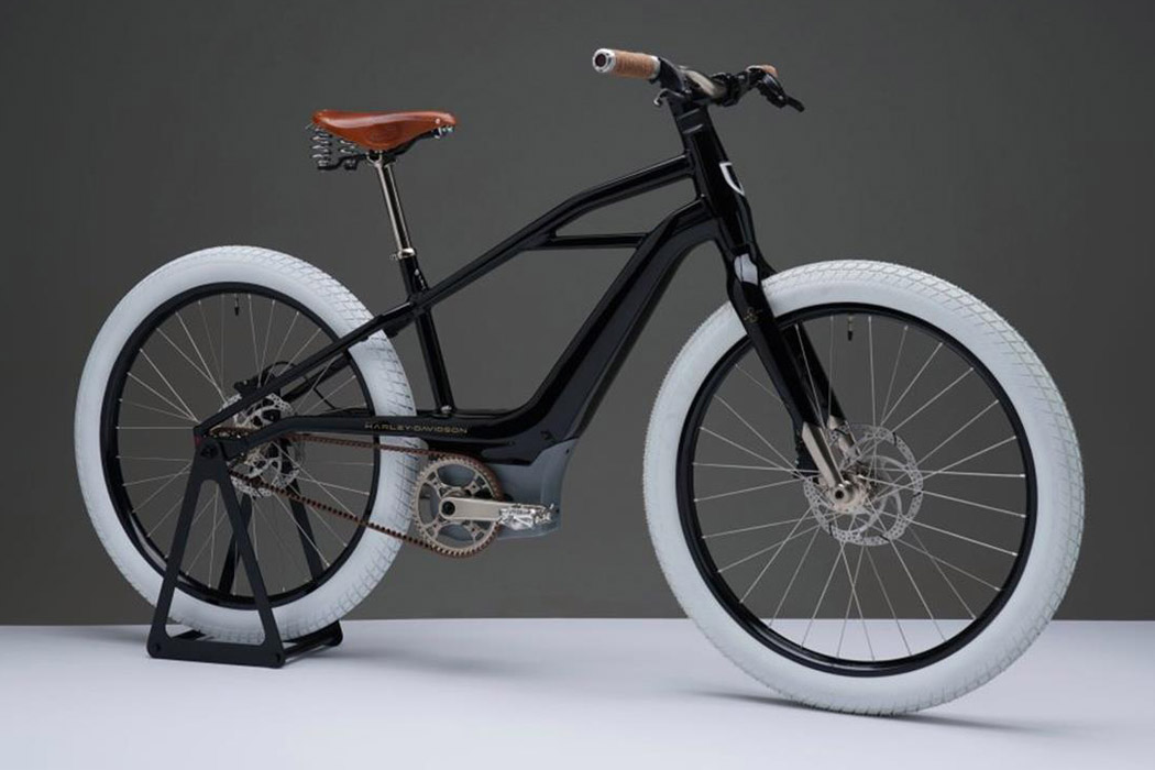 La empresa Harley-Davidson ha incursionado en el diseño de bicicletas con su modelo 'Serial 1'