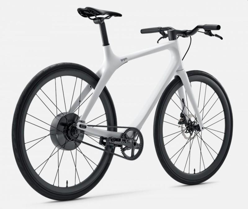 Gogoro Eeyo 1, a bicicleta ultraleve para se mover para qualquer lugar. FOTO: Design-leite