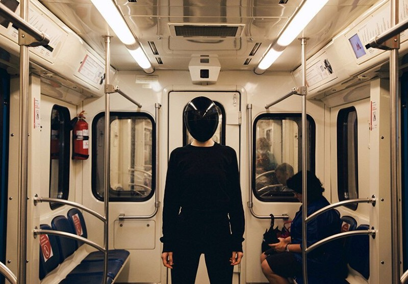 BLANC, a máscara total que oferece proteção, privacidade e estilo. FOTO: Designboom