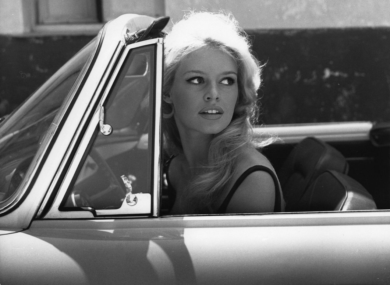 Brigitte Bardott in the French film series Once upon a time. PHOTO: Special