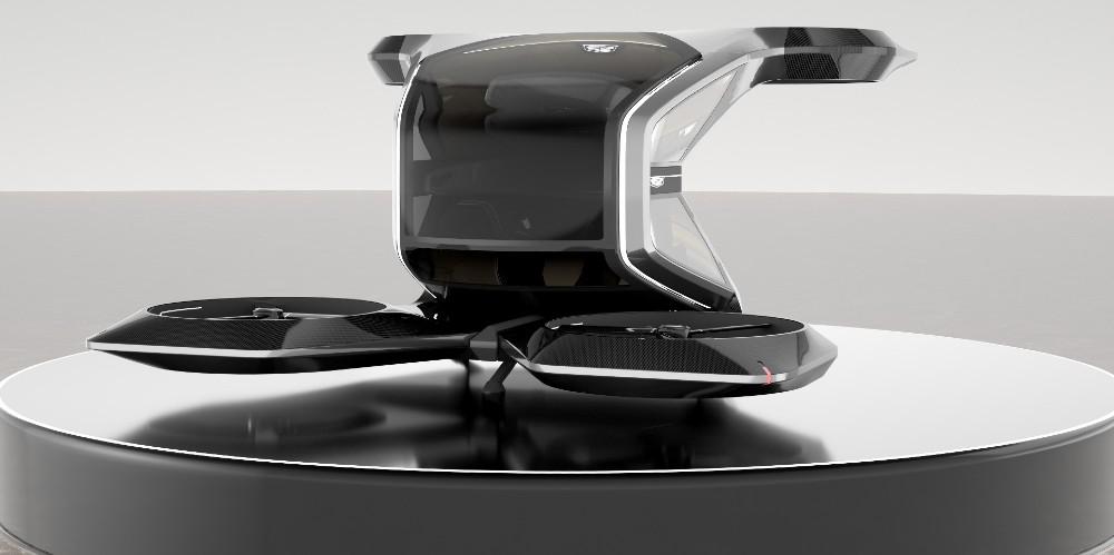 General Motors lo tiene: el auto volador del futuro será un Cadillac. FOTO: GM