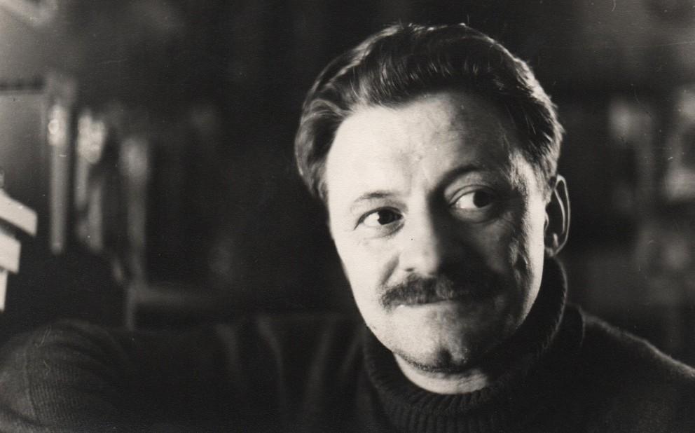 Mario Benedetti in 1971. PHOTO: Mario Benedetti Foundation