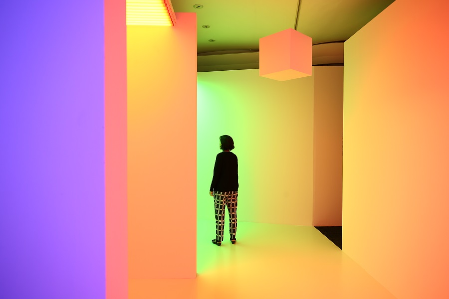 """'Nyitott művek. Kép forrása: """"Mozgásban lévő művészet, 1955-1975"""", a legkevésbé nemzetközi kinetikus művészet """""""