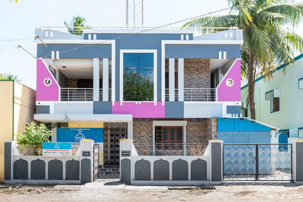 Ossza meg művészetét: Adam Wiseman ingyenes építészete. FOTÓ: adamphotogallery.com