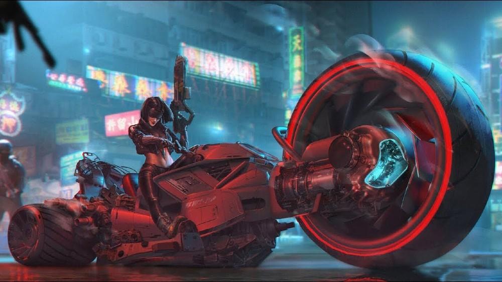 Cyberpunk 2077: n ja muiden historian upeiden videopelien taustalla oleva musiikillinen kyky. KUVA: Erityinen