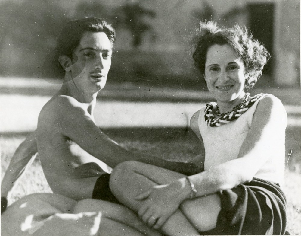 The day the Gala-Salvador Dalí Foundation was born. PHOTO: Wikimedia Commons