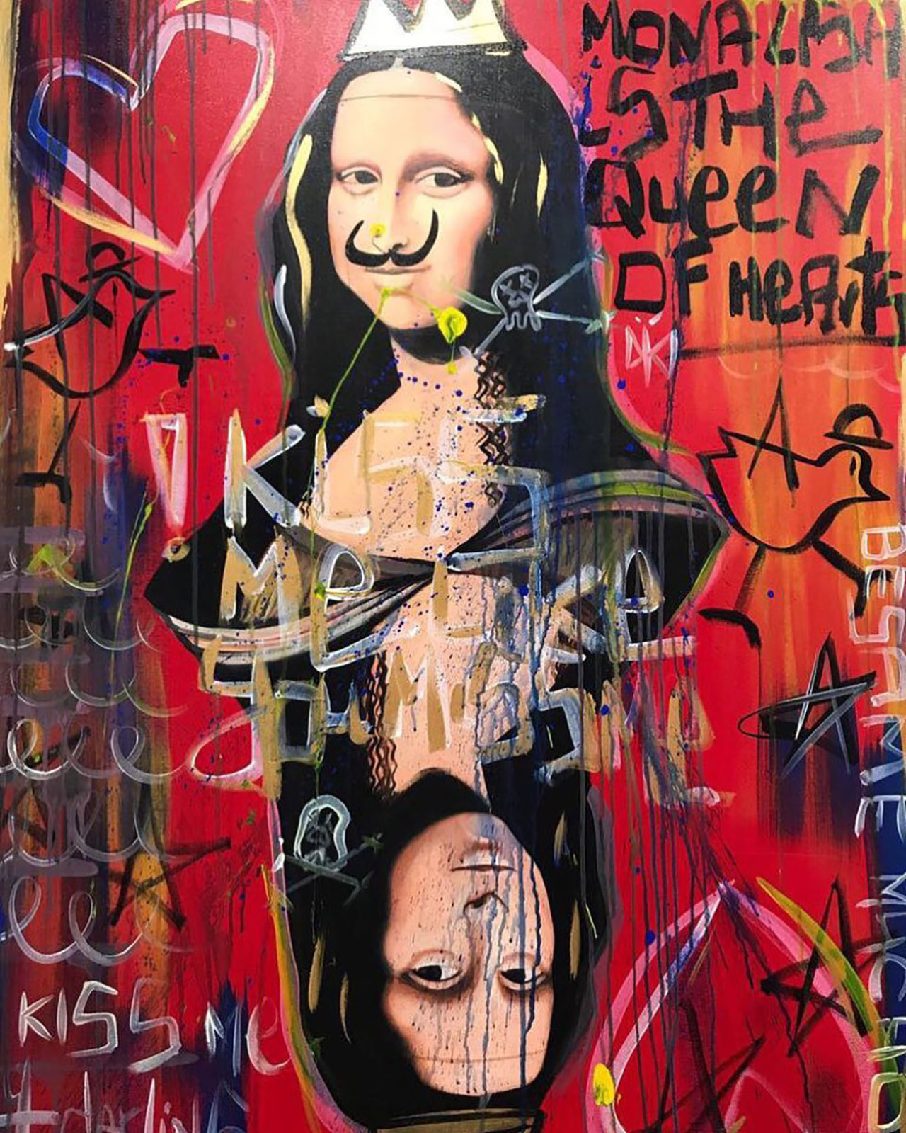 Domingo Zapata, a lázadó spanyol művész. Fotó: pinterest.com