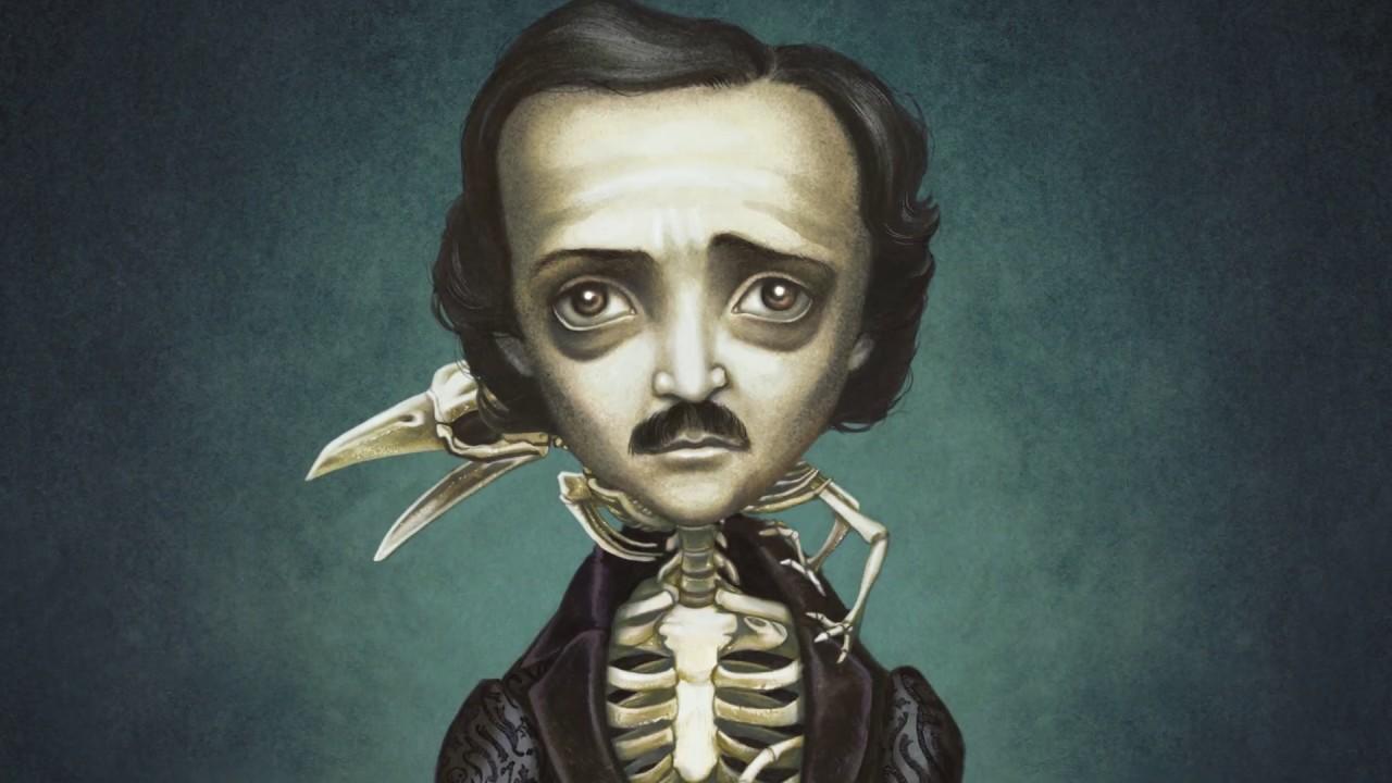 El legado de Egar Allan Poe, H.P. Lovecraft y Mary Shelley en la literatura de terror. FOTO: Ilustración de Benjamin Lacombe