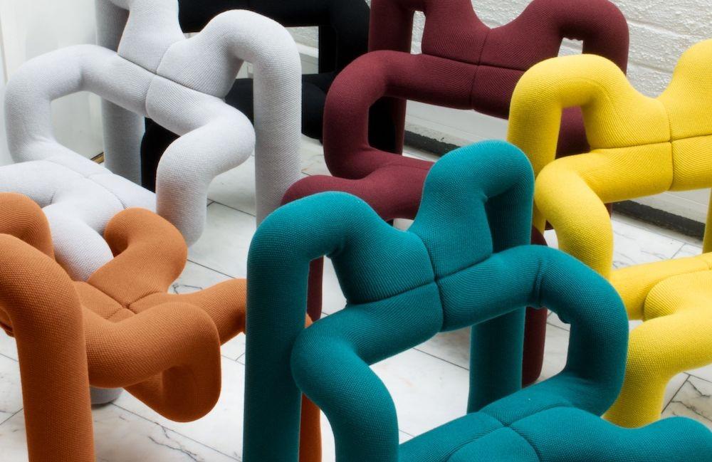 Ekstrem: perfecta combinación de confort y diseño posmoderno. FOTO: Varier