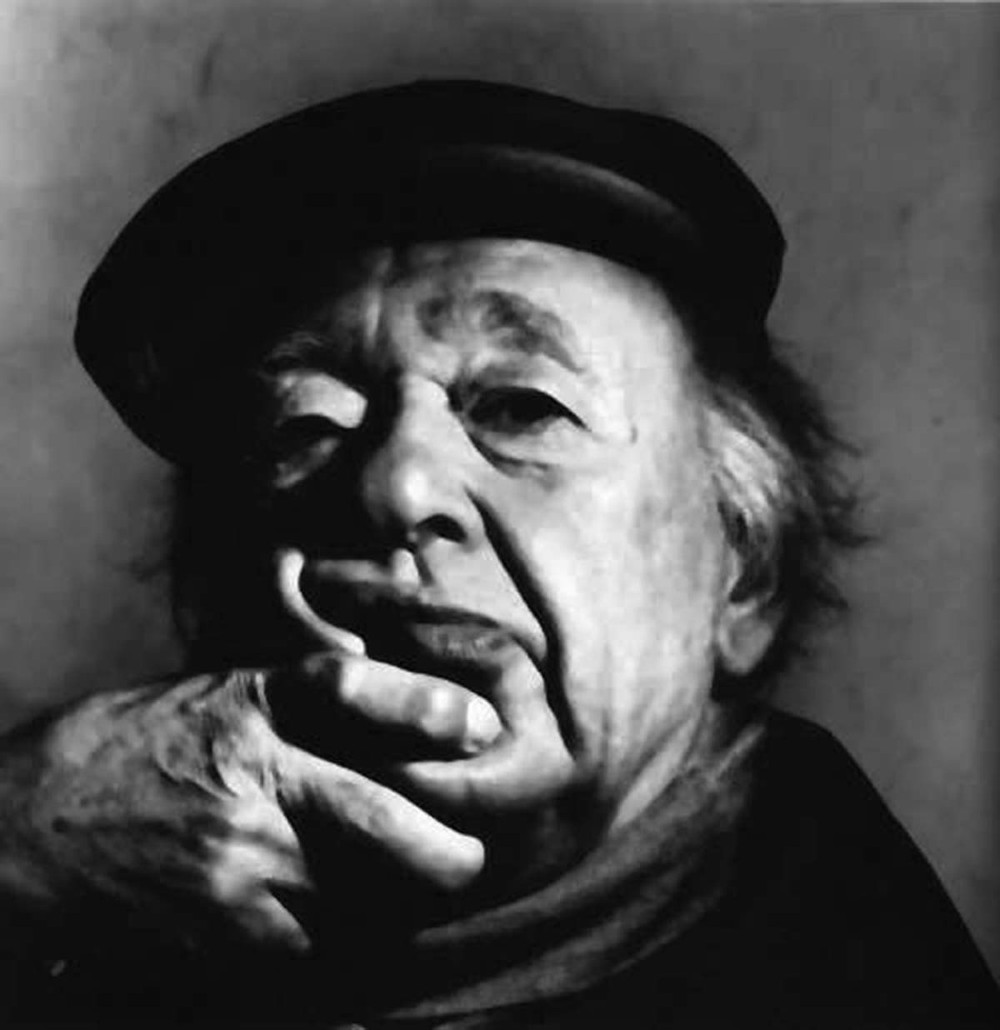 Eúgène Ionesco, il re del teatro dell'assurdo. FOTO: Wikimedia Commons