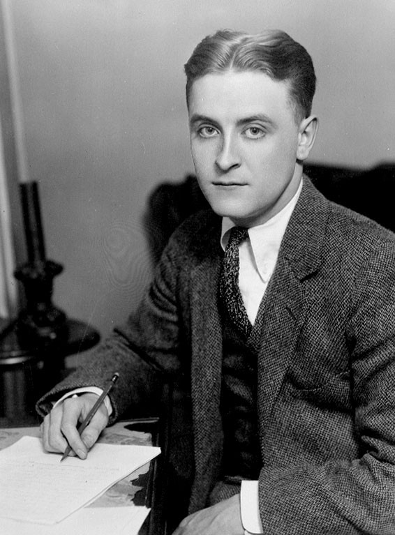 Scott Fitzgerald. FOTO: Wikimedia Commons