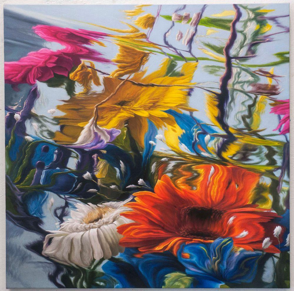 Ossza meg művészetét: Fedezze fel a valóság határait Javier Peláez festményével. FOTÓ: Udvariasság