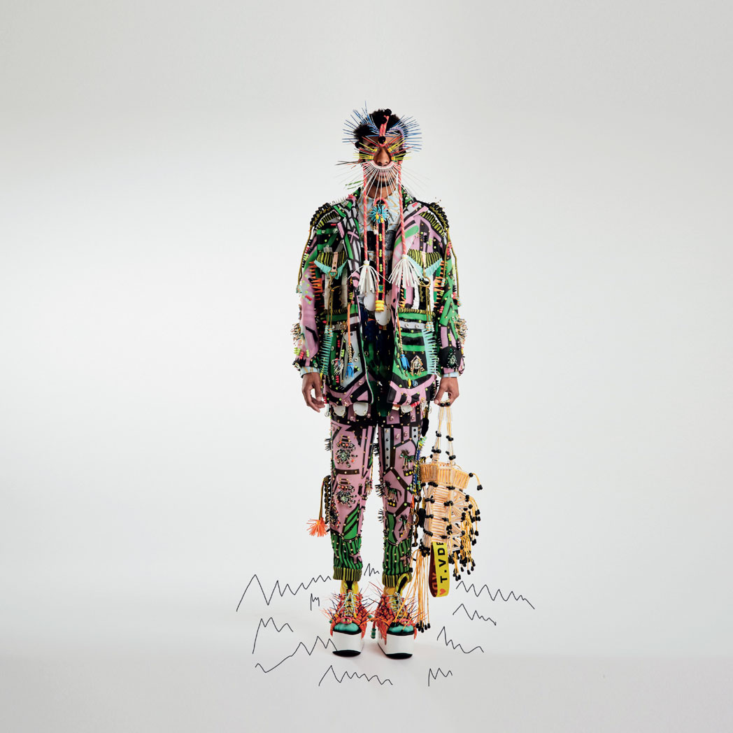 Zeven manieren om te 'zijn' volgens modegoeroe Tom Van Der Borght. FOTO: tomvanderborght.com