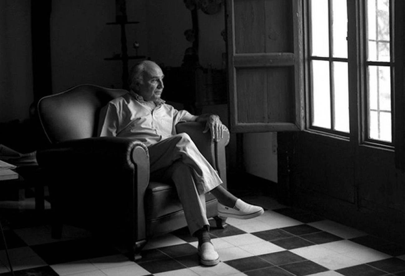 Francisco Brines költészete, a 2020-as Cervantes-díj nyertese. FOTÓ: Francisco Brines Alapítvány