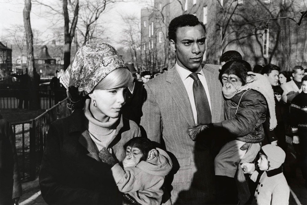 Garry Winogrand: The Vision of American Chaos and Vitality. FOTO: Fraenkel-galery