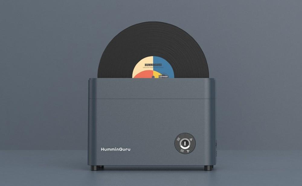HumminGuru: tecnología ultrasónica al alcance de tus discos. FOTO: Designboom