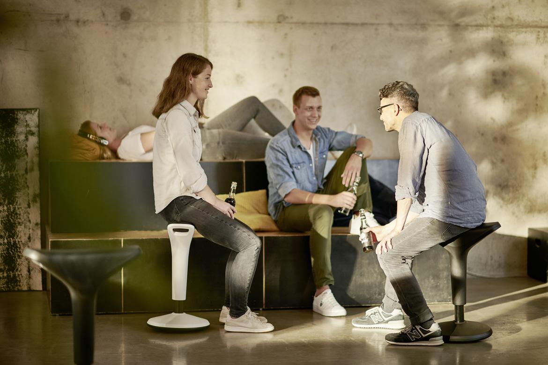 El estudio de diseño alemán ID AID crea productos enfocados en el mercado de jóvenes emprendedores. FOTO: ID AID