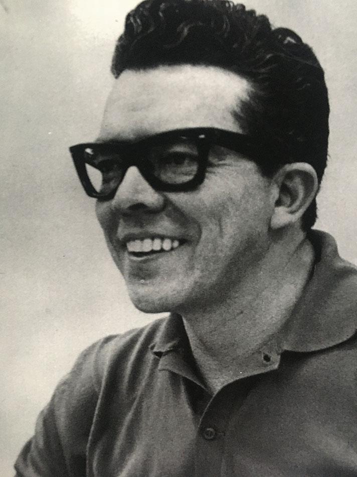 Juan García Esquivel, el genio musical que llegó del espacio. FOTO: José Rodríguez