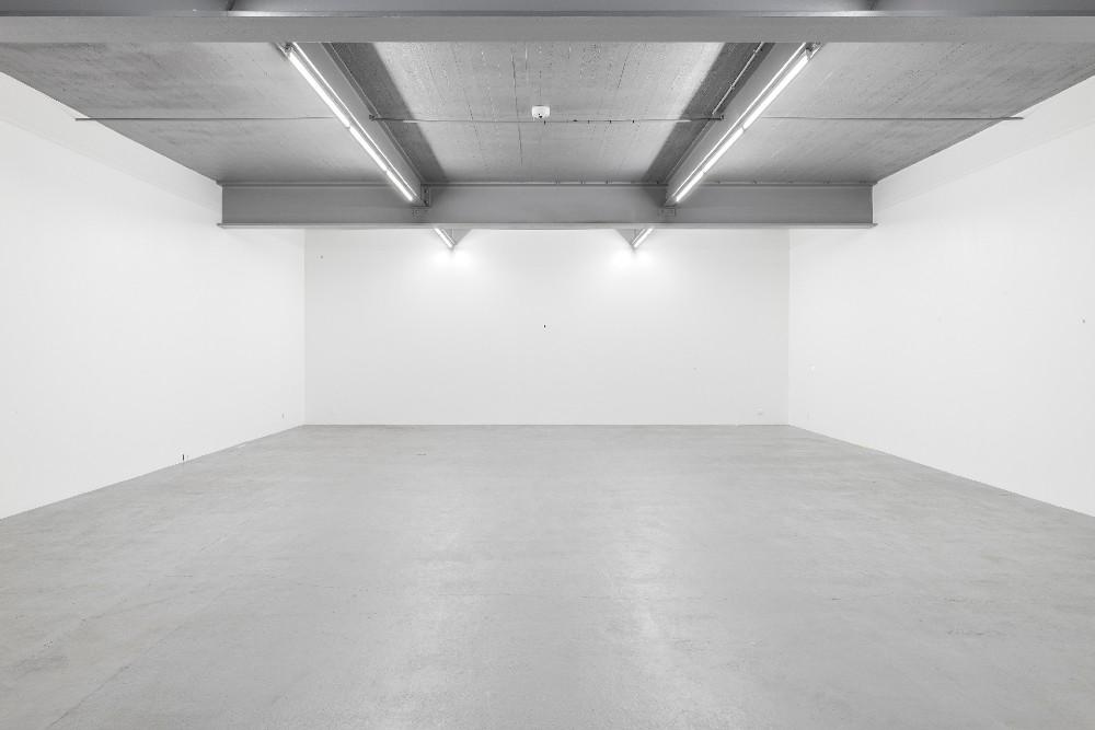 'It never ends', la mega exposición de John Armleder en KANAL -Centre Pompidou. FOTO: kanal.brussels