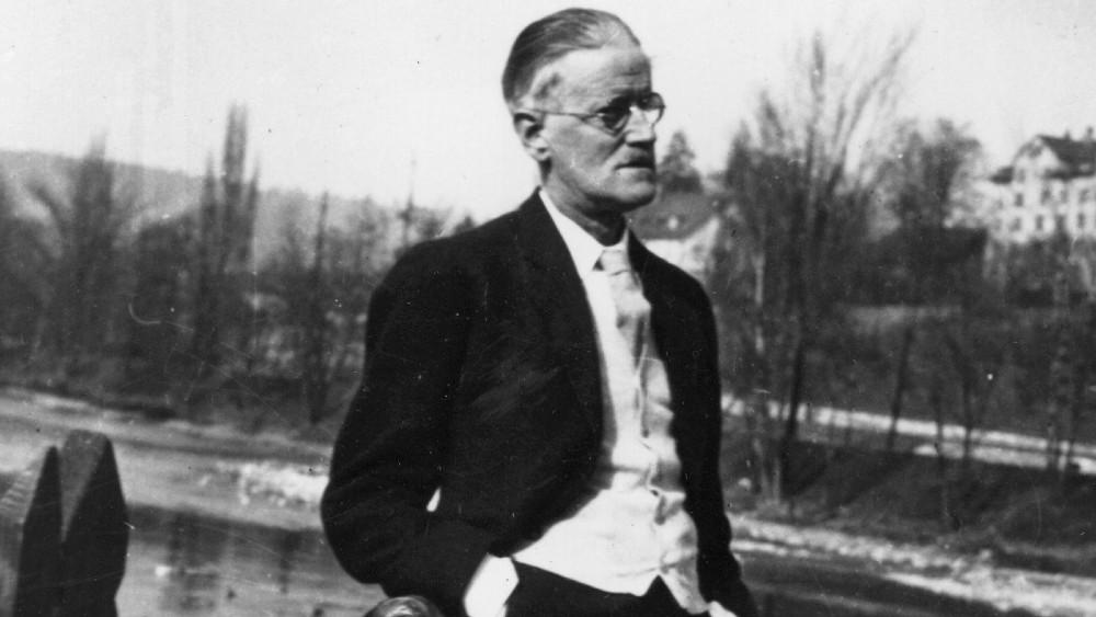 James Joyce: de LXXX annorum legenda sine Hibernica litterae. Photo: Creative Commons