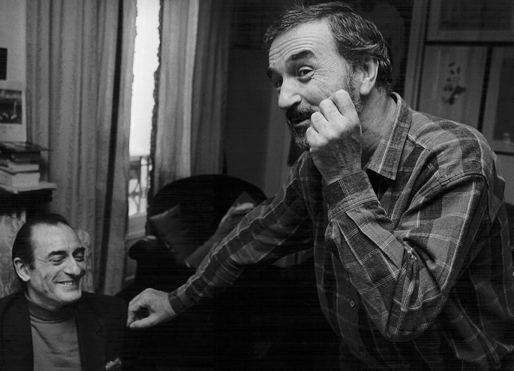 La grandeza del celuloide y el guion: hasta siempre, Jean-Claude Carrière. FOTO: Creative Commons