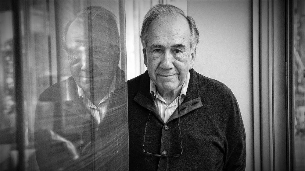 Se apagaron los versos de la emotividad: muere el poeta Joan Margarit . FOTO: Joan Cortadellas