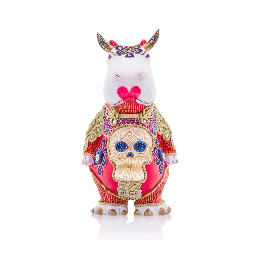 Hipolito Pisac, in toy se Ornamante quae creata sunt El Dios Tres De Los. Photo: ornamante.com