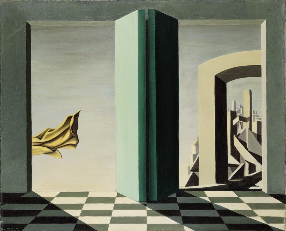 The beauty of melancholy in the surrealist work of Kay Sage. PHOTO: Wikimedia Commons