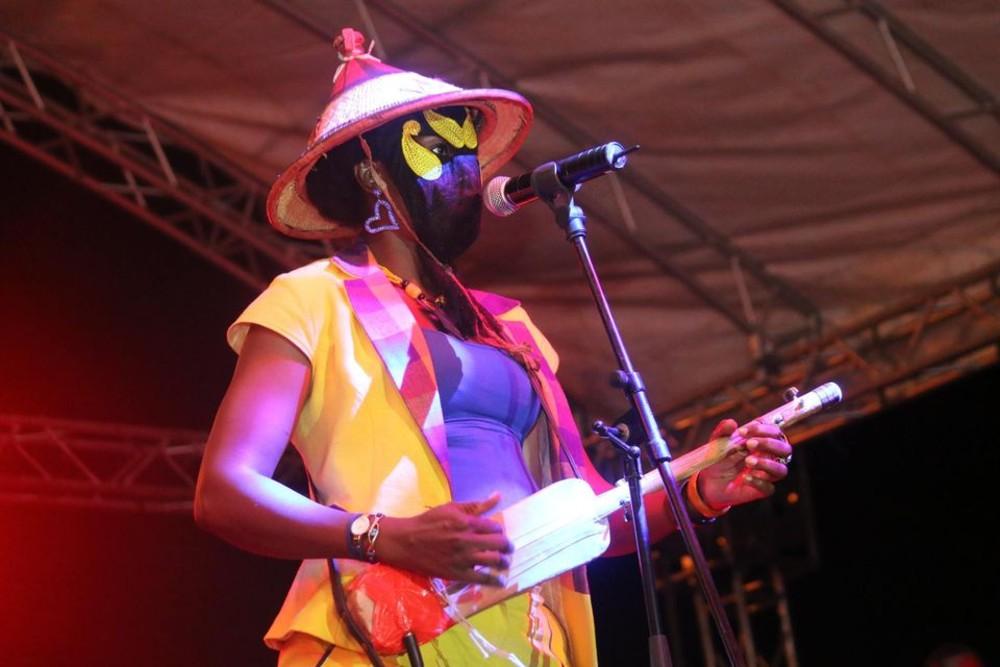 Kalam Kunde vagy hogyan lehet zenével kihívni a Burkina Faso-rezsimet. FOTÓ: Facebook Kalam Kunde