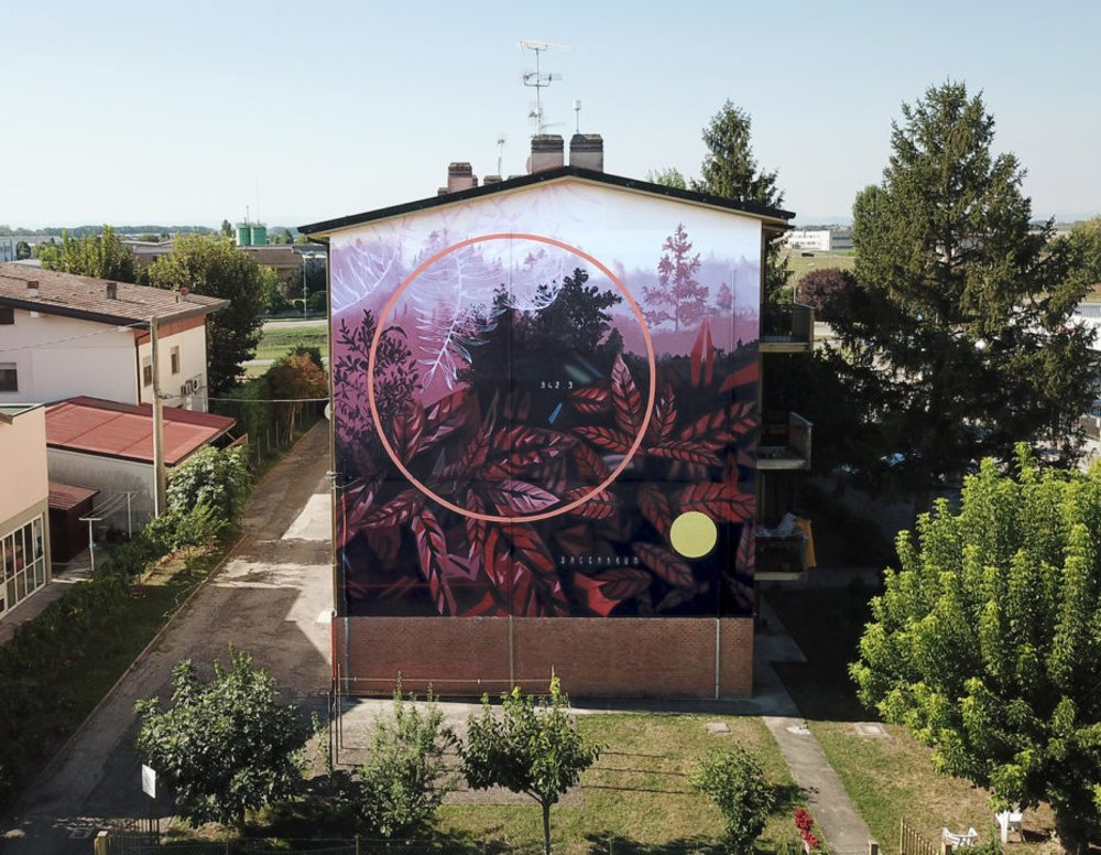 La armonía 'desordenada' de Fabio Petani. FOTO: fabiopetani.com