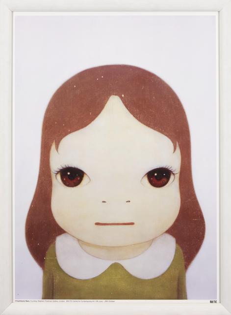 Yoshimoto Nara and Makoto Aida: two artists who reflect part of today's Japanese culture. PHOTO: nsyard.shop-pro.jp