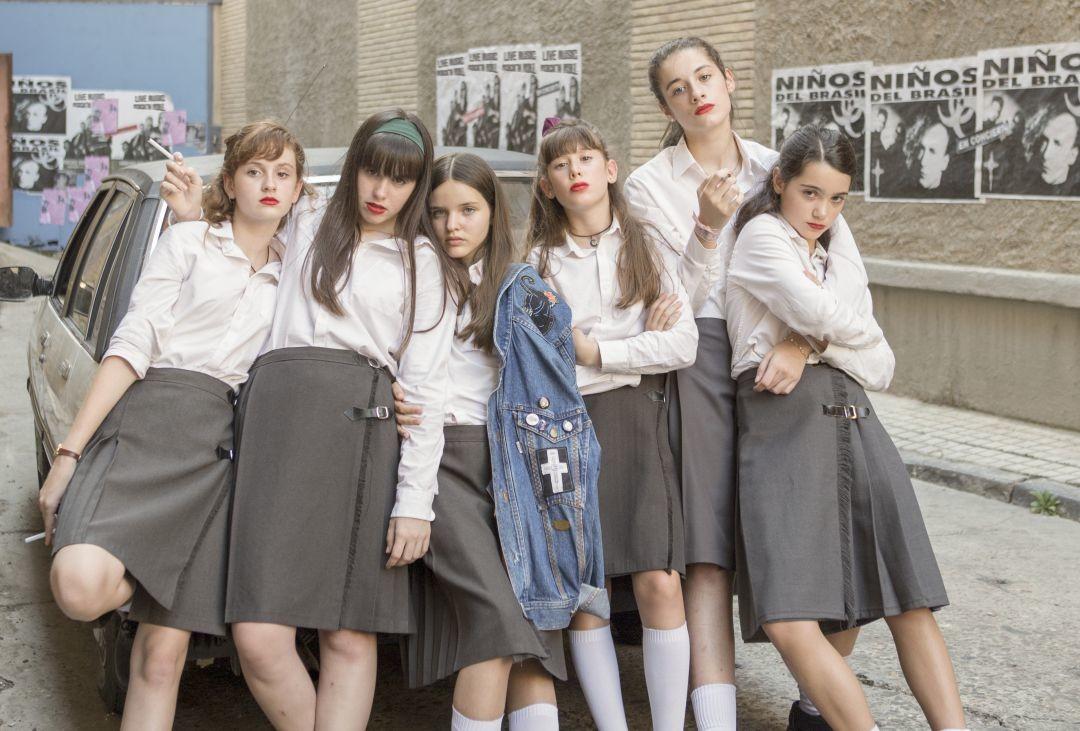 """Dove vedere i tuoi film preferiti ai Goya Awards 2021. FOTO: Frame dal film """"Las chicas""""."""