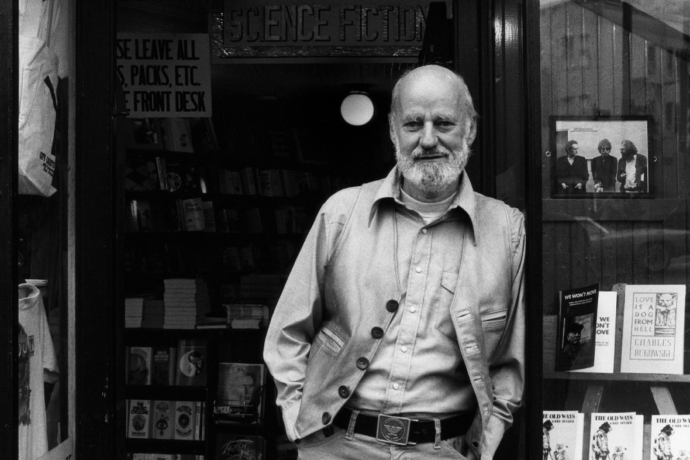 Adiós a Lawrence Ferlinghetti, fundador de la librería City Lights y poeta inagotable. FOTO: Getty Images
