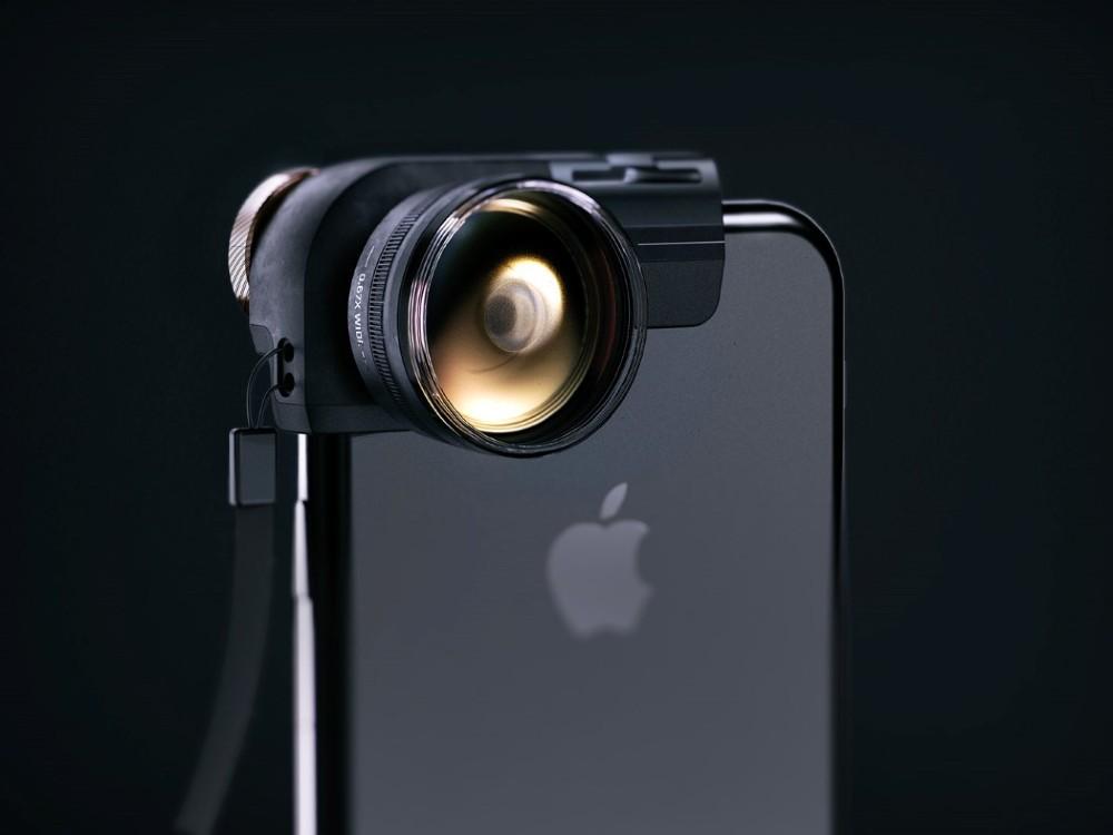 Cinco acessórios para aumentar o desempenho do seu iPhone 12. FOTO: Yankodesign