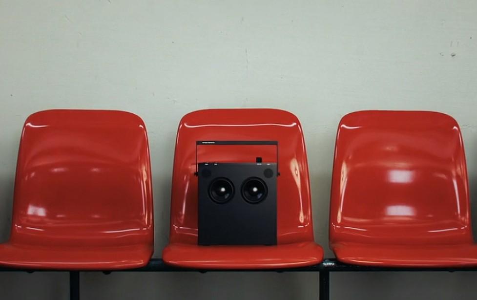 De ideale radio is er: hij is draagbaar, licht en beschikt over de beste technologie. FOTO: Staf FAHRENHEIT