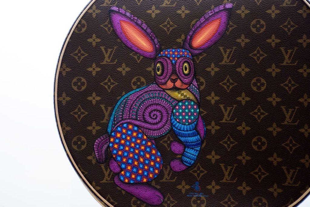फ्रांस और मेक्सिको लुइस विटन के एक अविस्मरणीय संग्रह में। फोटो से: Pinterest.com