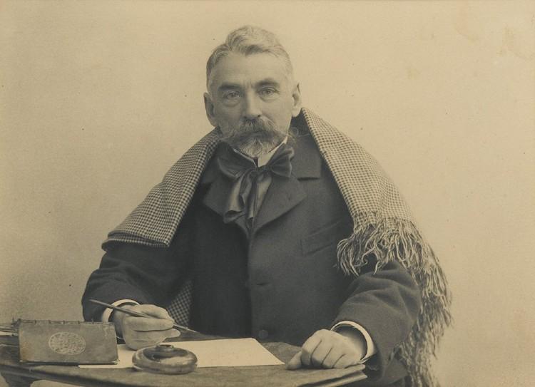 Stéphane Mallarmé XNUMX. századi francia költő és kritikus volt
