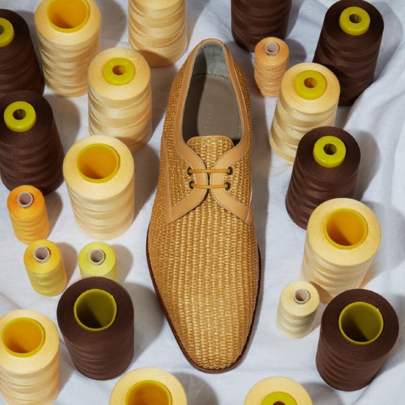 Manolo Blahnik, el titán del calzado español. FOTO: Facebook Manolo Blahnik