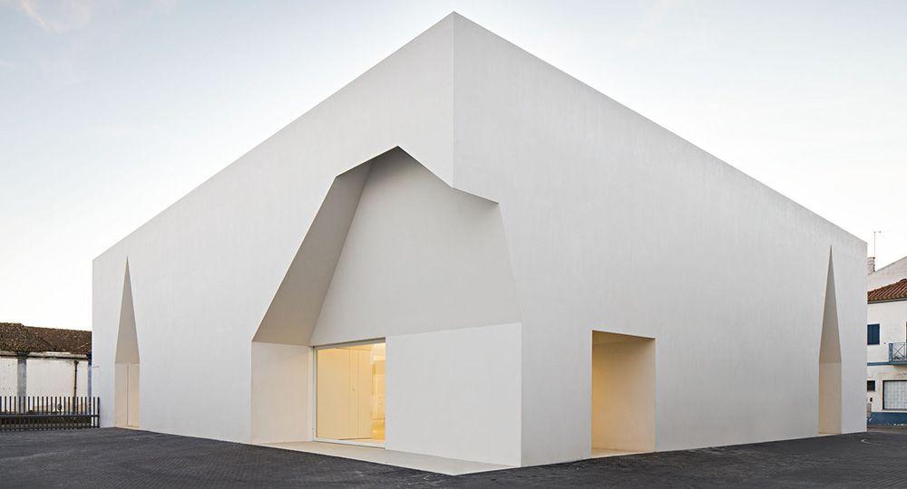 A fehér építészet portugál képviselői. Fotó: pinterest.com