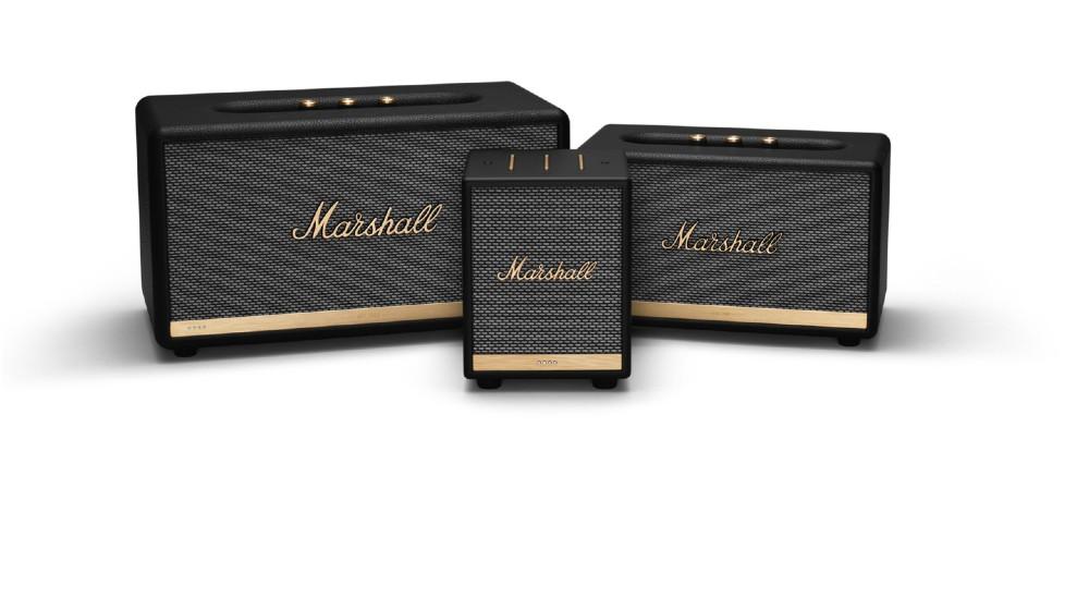 Uxbrige Voice combina el mejor sonido de Marshall con la eficiencia de Google . FOTO: marshallheadphones.com