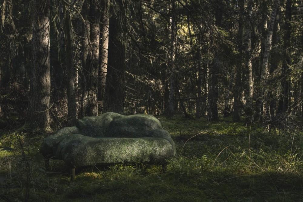Ontwerp deur die natuur: wanneer die natuur en ontwerp mekaar ontmoet. FOTO: scandinaviandesign.com