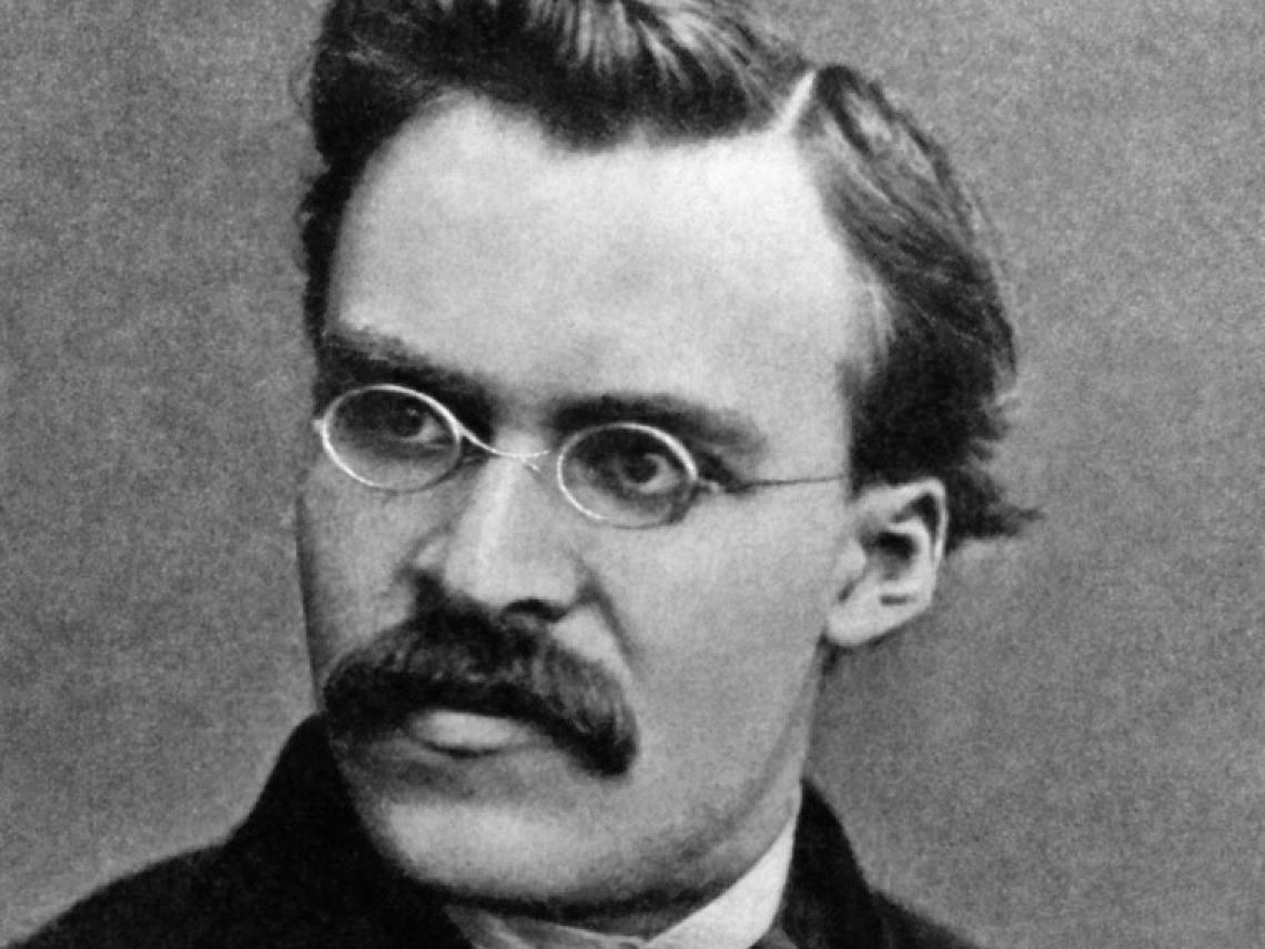 Friedrich Nietzsche. FOTO: Wikimedia Commons